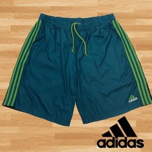 VTG Adidas Swim Trunks/Athletic Shorts
